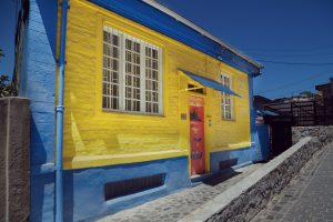 The Yellow House B&B