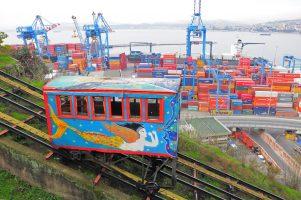 Valparaíso Funicular Rides Tour